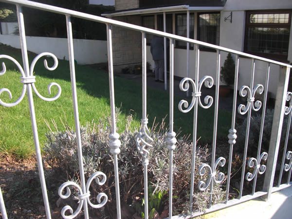 Wrought Iron Gates and Fencing